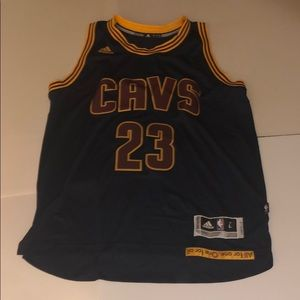 Adidas Cleveland Cavaliers LeBron James Jersey
